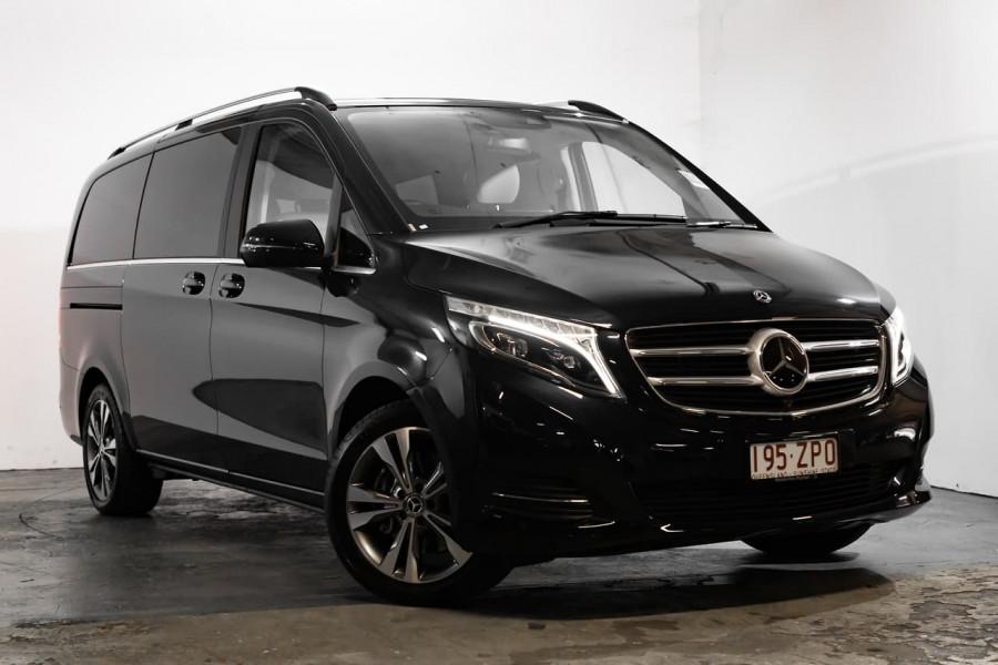 2019 Mercedes-Benz V-class V250 d Avantgarde