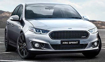 Falcon FG X XR6 Sprint