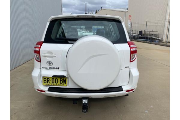 2012 Toyota RAV4 ACA33R CV Suv Image 5