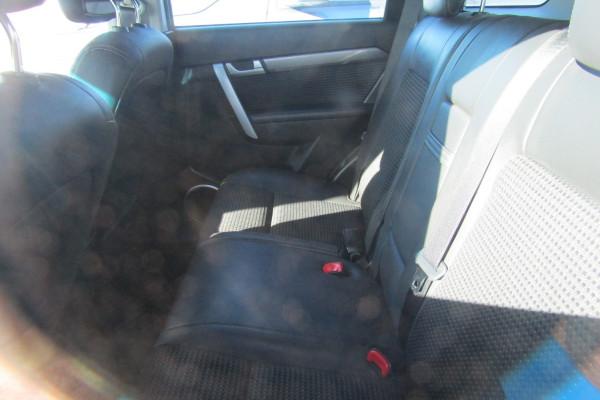 2011 Holden Captiva CG SERIES II 7 Suv