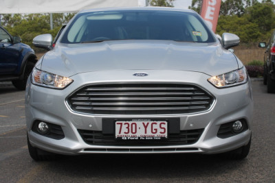 2017 Ford Mondeo MD Ambiente Hatch Hatchback