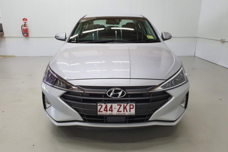 2018 MY19 Hyundai Elantra AD.2 Active Sedan Image 8