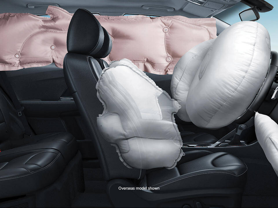 7 Airbags