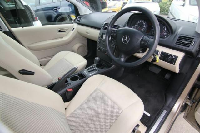 2007 Mercedes-Benz A170 W169 MY07 Classic Hatchback