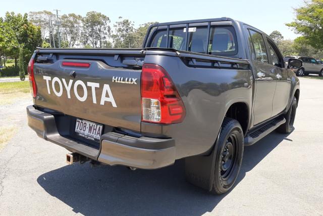 2016 Toyota HiLux GUN126R SR Utility Image 5
