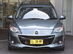 2013 Mazda 3 BL1072 MY13 SP20 Sedan Image 2