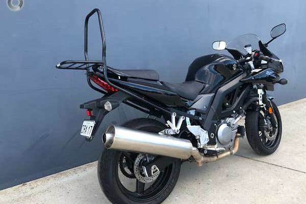 2012 Suzuki SV650 S Motorcycle Image 3
