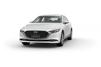 2021 MY20 Mazda 3 BP G25 Astina Sedan Other Image 3