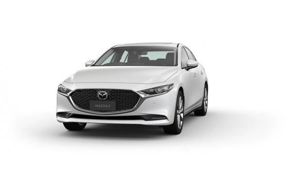 2021 MY20 Mazda 3 BP G25 Astina Sedan Other Image 3