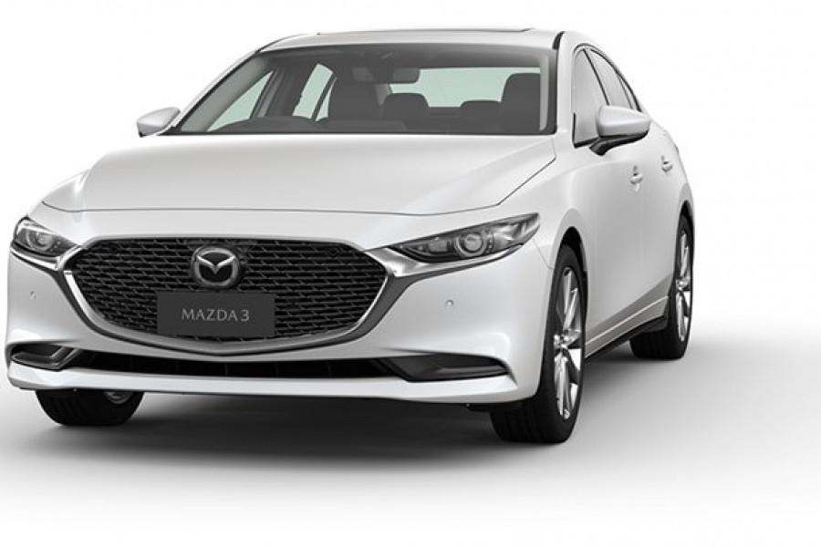 2020 Mazda 3 G25 Astina Sedan
