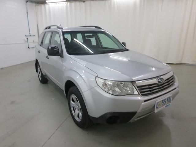 2010 Subaru Forester X Wagon