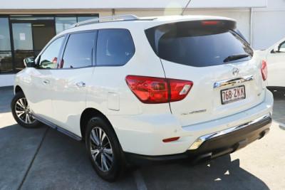2018 MY19 Nissan Pathfinder R52 Series III MY19 ST X-tronic 2WD Suv Image 2