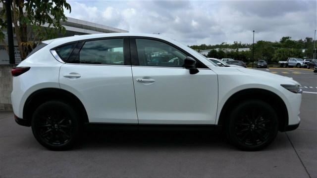 2021 Mazda CX-5 KF Series GT Suv Mobile Image 3