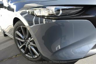 2020 Mazda 3 BP G25 GT Hatch Hatchback Image 2