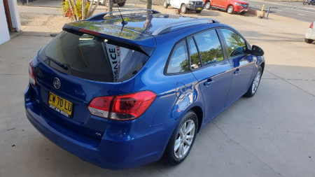 2014 Holden Cruze JH Series II CD Wagon Image 5