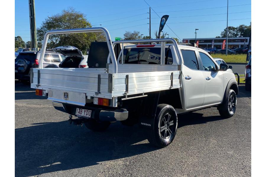 2016 Nissan Navara D23 ST Ute Utility