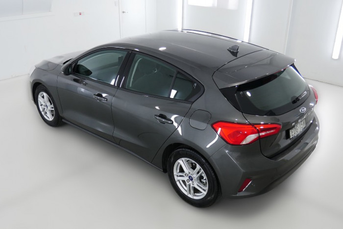 2019 Ford Focus SA Active Hatchback