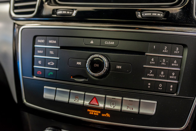 2015 Mercedes-Benz Gle-class W166 GLE250 d Wagon Image 27