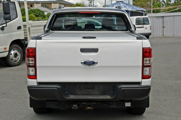 2015 Ford Ranger PX Wildtrak Double Cab Utility Image 4