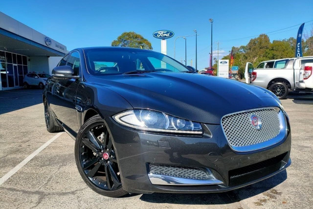 2014 Jaguar Xf Luxury