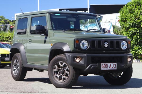 Suzuki Jimny GLX GJ