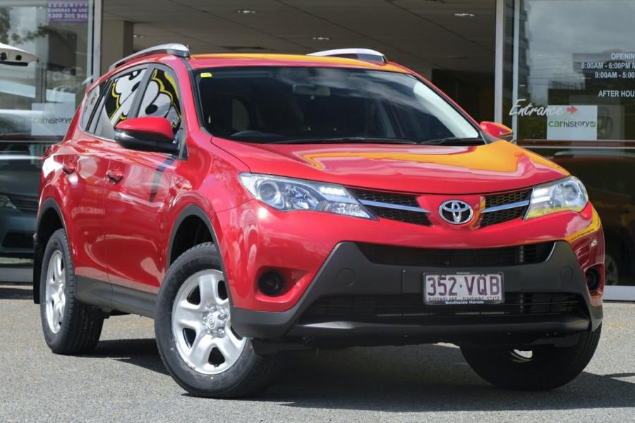 2015 MY14 Toyota RAV4 ZSA42R MY14 GX 2WD Wagon