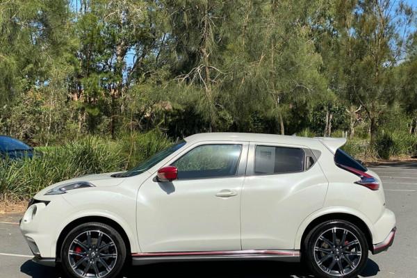 2018 Nissan Juke F15 MY18 Nismo RS (AWD) Suv