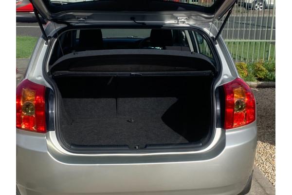 2006 Toyota Corolla Hatchback