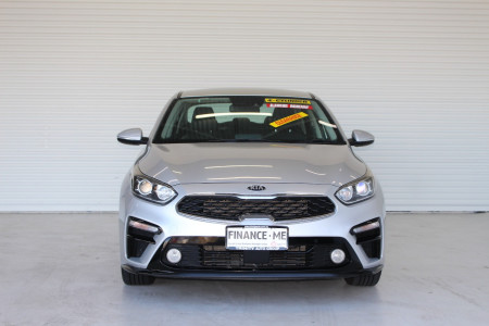 2018 MY19 Kia Cerato BD MY19 S Sedan Image 3