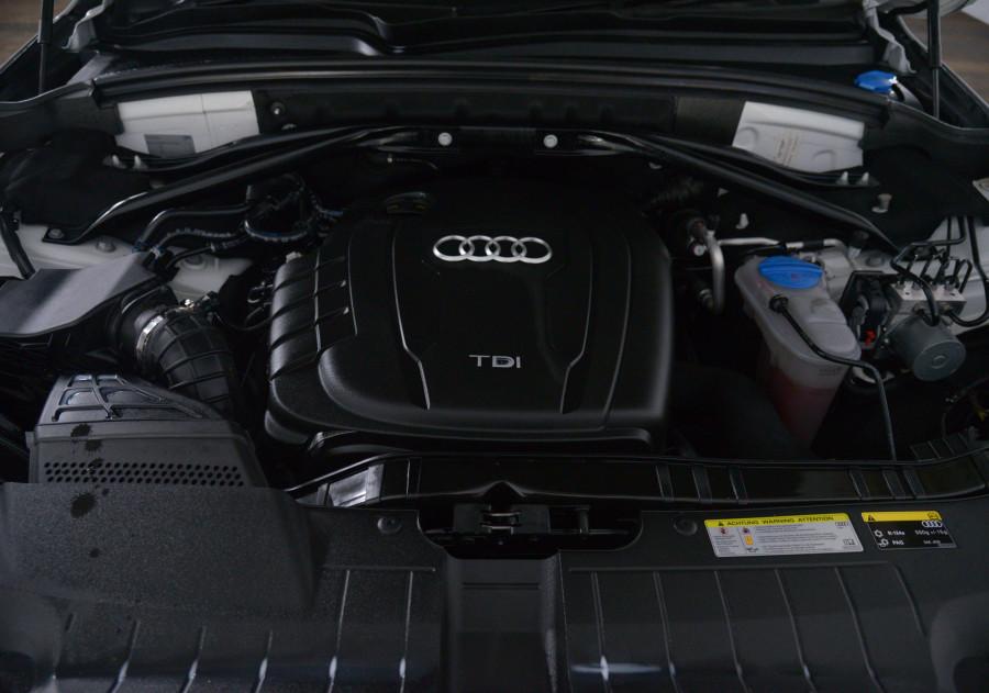 2015 Audi Q5 Audi Q5 2.0 Tdi Quattro Auto 2.0 Tdi Quattro Suv