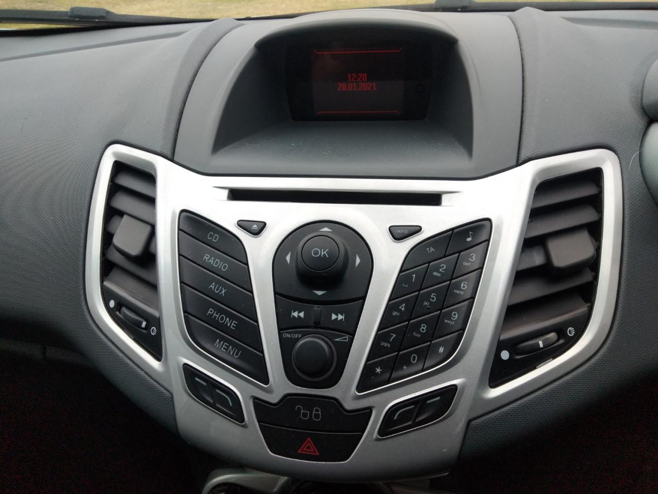 2012 Ford Fiesta WT LX Sedan Image 14
