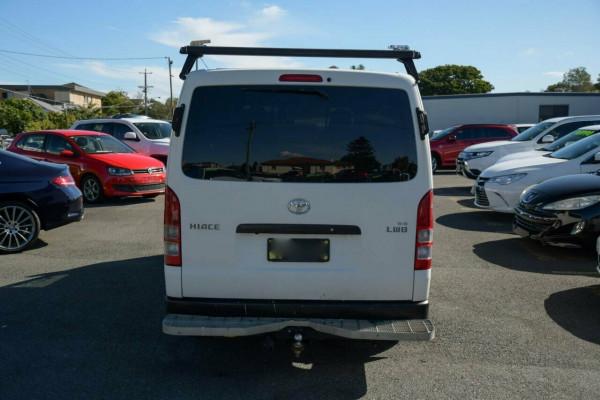 2015 Toyota HiAce KDH201R LWB Van Image 5
