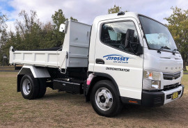 Fuso FEC81CR4SFBC Tipper Factory Tipper