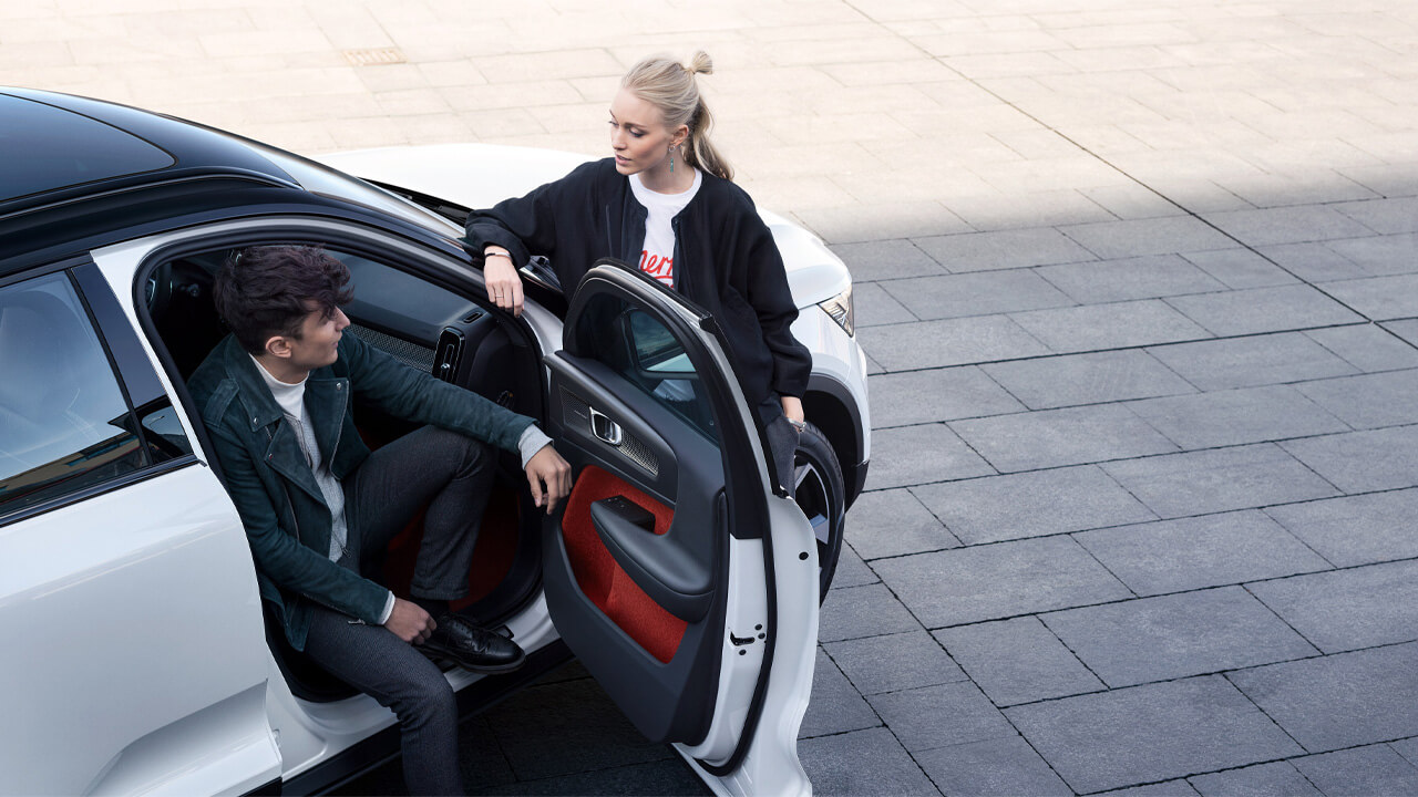 Volvo XC40 For Sale In Fortitude Valley - Volvo Cars