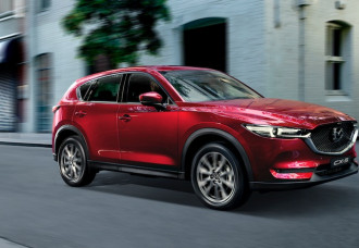 MAZDA CX-5 RECEIVES A TURBO BOOST