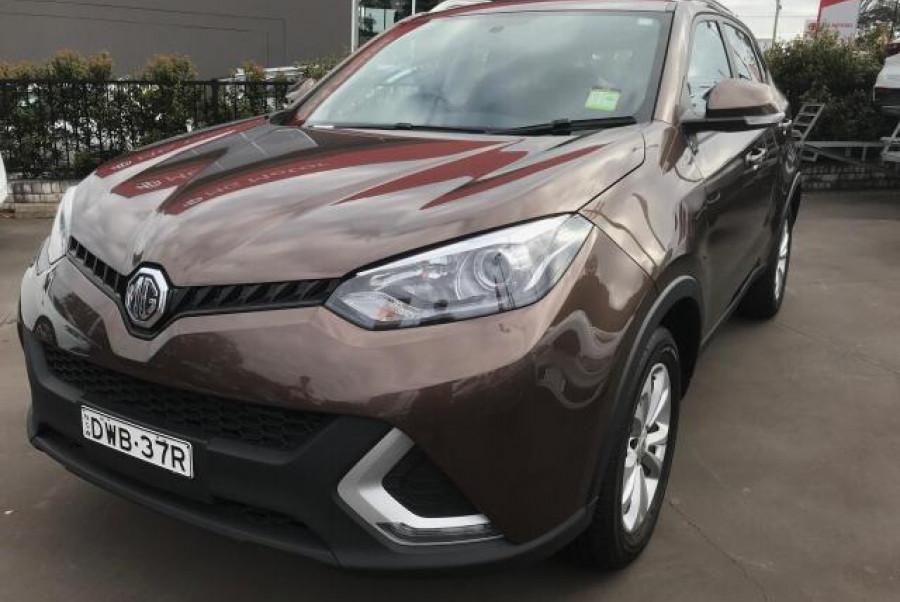2017 MY17.5 MG GS SAS2 Core Wagon