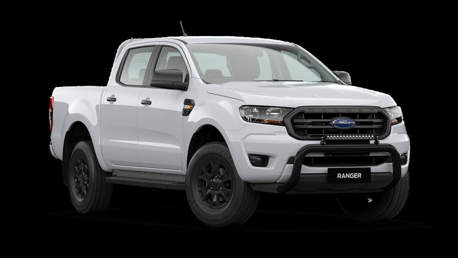 2020 MY21.25 Ford Ranger PX MkIII Tradesman Utility image 1