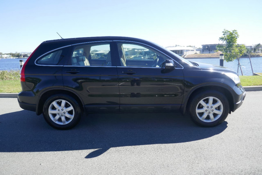 2007 Honda CR-V RE Luxury Wagon