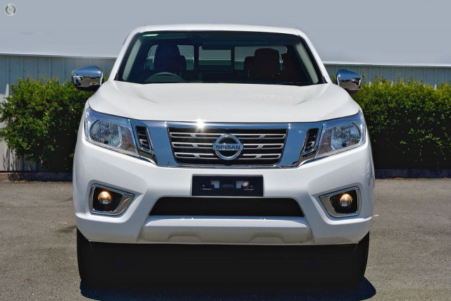 2019 Nissan Navara D23 Series 4 RX 4x2 King Cab Chassis Cab chassis Image 2
