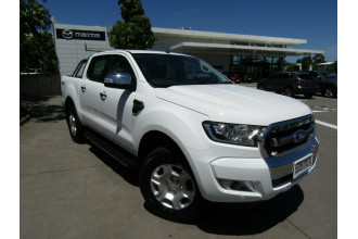 Ford Ranger XLT Double Cab PX MkII 2018.00MY