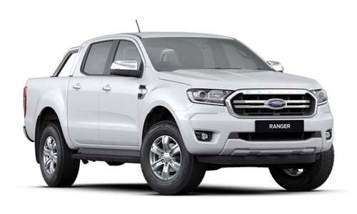 2009 MY19.75 Ford Ranger PX MkIII 4x2 XLT Double Cab Pick-up Hi-Rider Utility