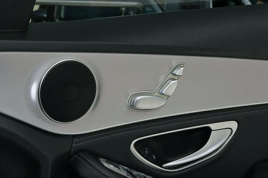 2015 Mercedes-Benz C250 W205 C250 Sedan