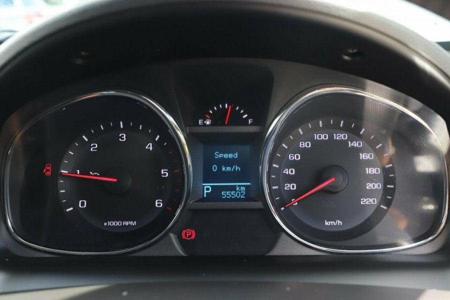 2016 Holden Captiva CG MY16 LTZ Suv Image 17