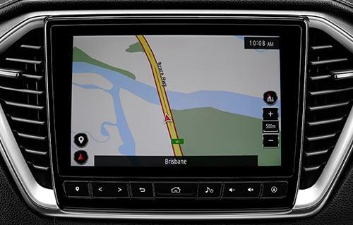 Satellite-Navigation Image