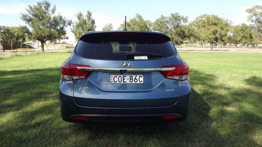 2013 Hyundai I40 VF2 Premium Wagon Image 6