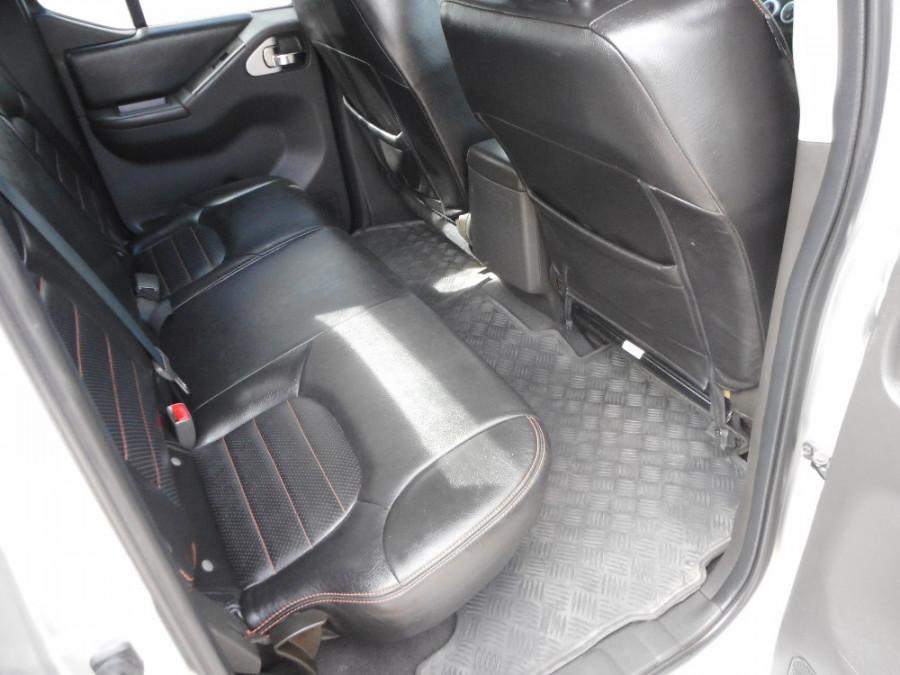 2012 Nissan Navara D40 S6  ST Utility