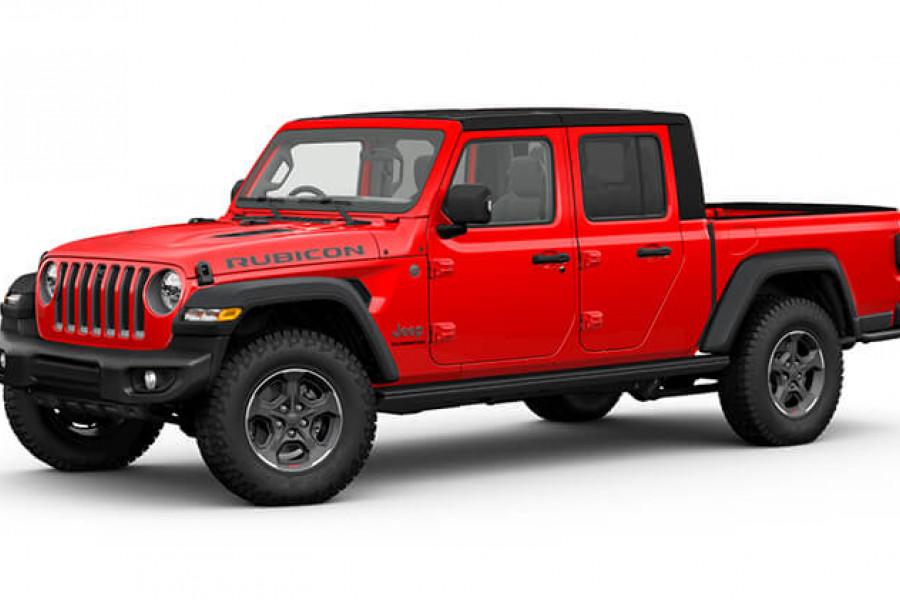 2020 Jeep Gladiator Rubicon Utility Image 1