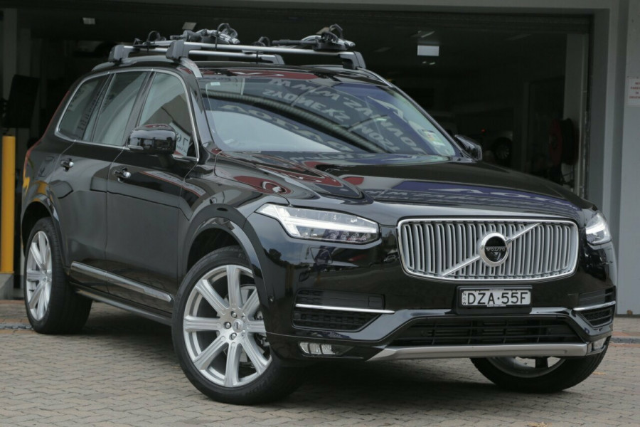 2018 MY19 Volvo XC90 L Series D5 Inscription (AWD) Suv Mobile Image 1