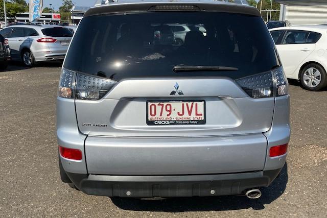 2006 Mitsubishi Outlander XLS