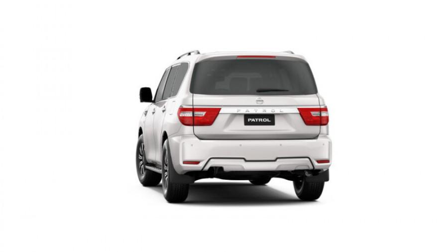 2020 Nissan Patrol Y62 Series 5 Ti-L Suv Image 23